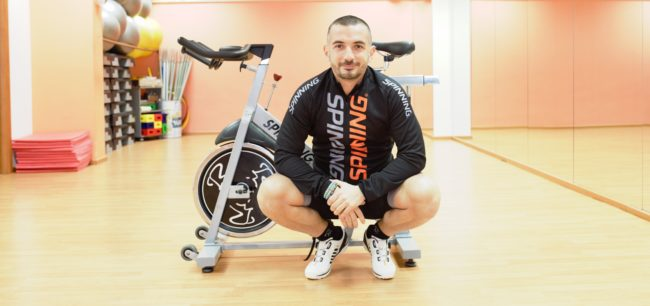 Andrea Bertino - Master Instructor Spinning® Program, PSMI